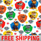 Fleece Fabric Paw Patrol Chase Rocky White 60 Wide 4036 Free Shipping