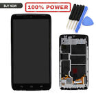 For Motorola Droid Turbo XT1254 XT1225 LCD Screen Display Touch Digitizer+Frame