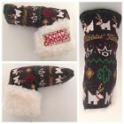 NEW 2015 Scotty Cameron Christmas Release Ugly Holiday Sweater Putter Headcover