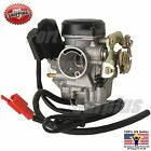 GY6 50cc 100cc 20mm Big Bore Carb Carburetor 139QMB 139QMA Scooter Moped ATV