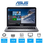 ASUS EeeBook E403SA 14 Light Weight Laptop Intel Pentium N3700 32GB Windows 10