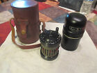 Mint Curta Calculator Type II With Leather Case & Metal Case