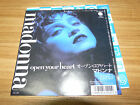 MADONNA Open Your Heart JAPAN 7 NM WAX P 2204
