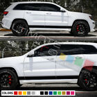 Stickers Decal Stripe for Jeep Grand Cherokee wk2 body door 2011 2012 2013 2014