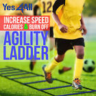 Yes4All 8 12 20 Rung Speed Agility Ladder Soccer Sport Ladder Training Carry Bag