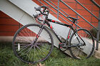 Merax 21 Speed 700C Aluminum Road Bike Bicycle 58cm Red