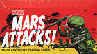 2012 Topps Mars Attacks Heritage 85 Card Mini-Master Set, 3D, Poster, Empty Box
