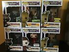 Funko POP! Guardians of the Galaxy Exclusives