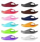 Telic Flip Flop Unisex Waterproof Recovery Sandals Made in USA Sizes 5 14 M