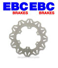 Derbi GP1 50 LC Open 2008 EBC VR Wavy Brake Disc Front (VR956)