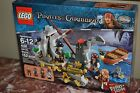 Lego Pirates of The Caribbean 4181 New in Box, Free Priority Shipping