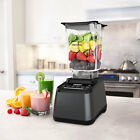 Blendtec Designer 675 Blender and Wildside Jar Charcoal 8-Speed 120V 3.0hP 15amp
