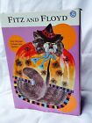 Fitz & Floyd Essentials - Kitty Witches - Spiders - Canapé Plate