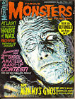 Famous Monsters of Filmland Issue 36 Warren Magazine 1965 Nice Early Issue