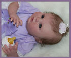 Awesome 1st Quality Reborn Doll Kit Lilly by Denise Pratt free shipping USA