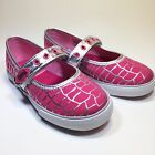 Umi Halina Canvas Mary jane Rose Pink Sneaker for Toddlers