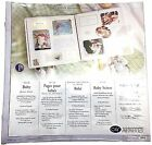 Creative Memories 12x12 Baby Scrapbook WHITE Refill Pages - NEW RCM-12B