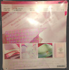 Creative Memories 12x12 Once Upon A Baby Girl Bright Album Kit Brand New