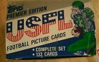 1984 TOPPS USFL FOOTBALL CARD set minus 3 cards (Young, Kelly, graded)White Rc