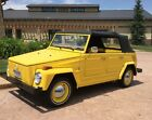 Volkswagen Thing 1973 v w thing convertible