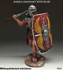 Tin soldiers 54 mm Roman legionary with pilum HAND PAINTED