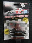 A.J. FOYT RACING CHAMPIONS 1:64 NASCAR DIE CAST 1989 #14 CAR TEST PAINT
