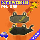 FRONT Brake Pads for Honda CA125 CA 125 S/T Rebel 1995-1997