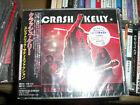 CRASH KELLY ELECTRIC SATISFACTION       JAPAN CD OBI   H243
