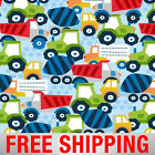 Fleece Fabric Construction Truck 60 Wide Style 44743 Free Shipping