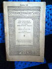 RIVERSIDE LITERATURE SERIES 120 BY EDGAR ALLAN POE ANTIQUE