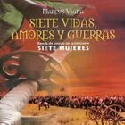 Siete Mujeres - B.O.S.Marcus Viana (CD Used Very Good)