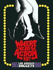WHERE THE ACTION IS! LOS... - Various Artists CD BRAND NEW : STILL SEALED RARE