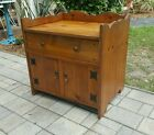 CRAFTS WOOD WASH STAND DRESSER CABINET