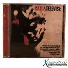 Televise by Calla - rock post-rock album CD 2002 The Arena Rock (VG+) #H38