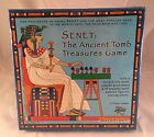 SENET The Ancient Tomb Treasures Game - Complete with Hand-Painted Figurines New
