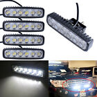5x 18W LED Work Lamp Light Bar Spot Offroad Tractor Car Boat Truck Worklight 12V