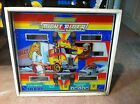 Bally Night Rider Pinball Backglass And Wooden Frame