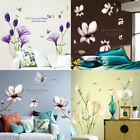Removable Flower Home Living Room Mural Decor Art Vinyl Decal DIY Wall Stickers