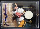 TERRY BRADSHAW UD GAME GREATS #GJG-TB1 AUTOGRAPH JERSEY SERIAL # FREE SHIP