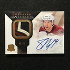 2010-11 The Cup Signature Patches #SPSD Shane Doan Auto Patch 75