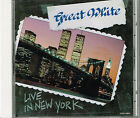 GREAT WHITE / Live in New York Japan CD