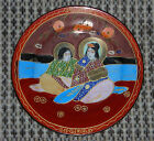Нand painted Japanese Shoten Porcelain Geishas Plate