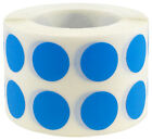 Circle Dot Stickers 1 2 Inch Round 1000 on a Roll 52 Color Choices