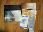 2004 04 Audi A6 A6 Avant Owners Owner's Manual Book Guide 3.0 *SET COMPLETE**