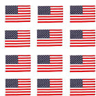 Wholesale lot 10 4 x 6 ft USA US American Flag Stars Grommets United States