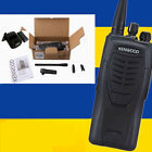 NEW KENWOOD VHF radio 136-174MHz  2-Way Radio WALKIE TALKIE 5W+Software+USBcable