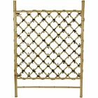 Oriental Furniture Bamboo Fence Door WD04-1