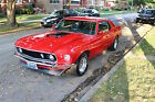 1969 Ford Mustang Coupe 1969 Ford Mustang Coupe