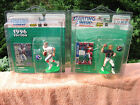 Lot of 2 Starting Lineup John Elway Action Figures 1996 &1997 In Pro Tech Cases