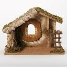 Roman Fontanini 5 Collection Large Italian Nativity Stable 50421